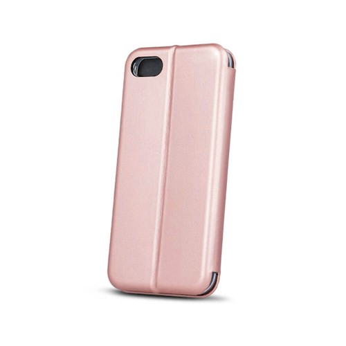 Smart Diva torbica za Xiaomi Redmi 9 rozo zlatna