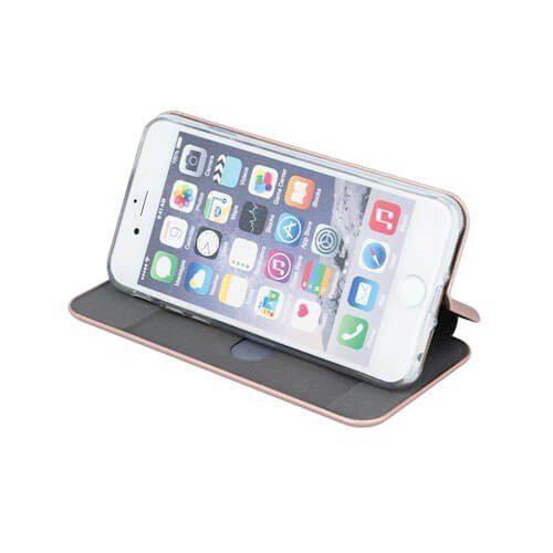 Smart Diva torbica za Huawei P40 Lite E / Huawei Y7P rozo-zlatna