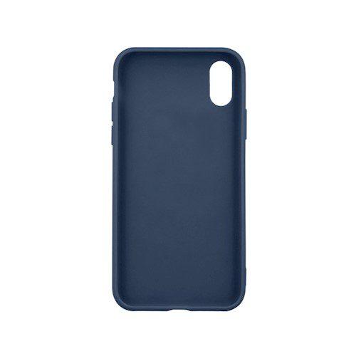 Zaštitna zadnja maska za iPhone XR plava
