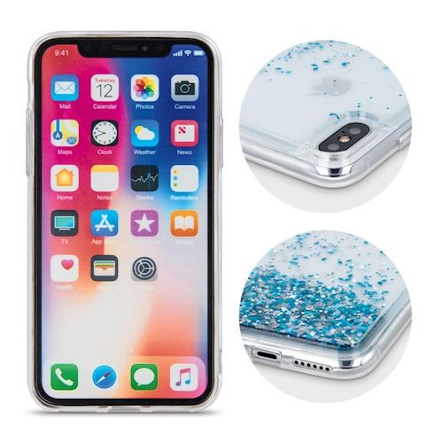 Zaštitna zadnja maska za iPhone 11 plava