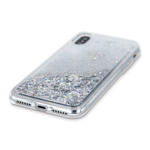 Zaštitna zadnja maska za Samsung A21s srebrna