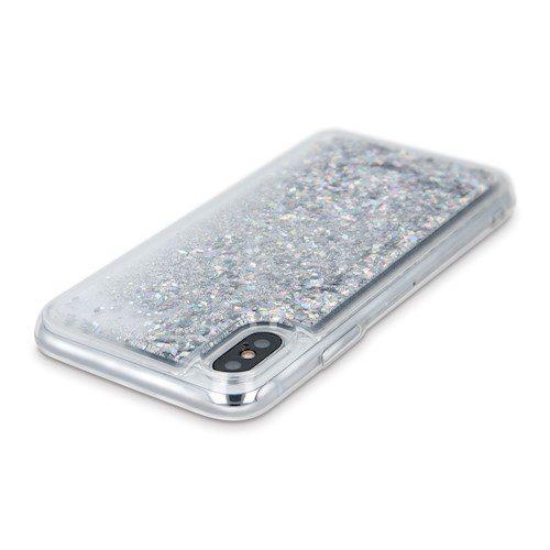 Zaštitna zadnja maska za Samsung A70 srebrna