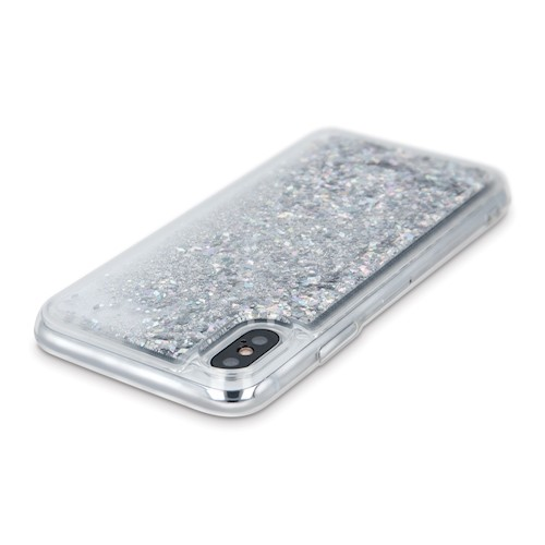 Zaštitna zadnja maska za Samsung A41 srebrna