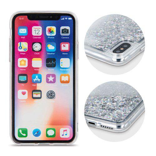 Zaštitna zadnja daska za Samsung S10 Lite / A91 srebrna