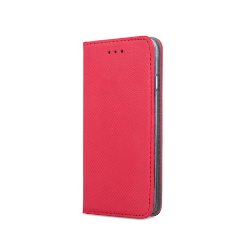 Smart magnetna torbica za Xiaomi Redmi Note 8T crvena