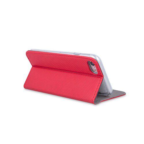 Smart magnetna torbica za Xiaomi CC9 / Mi A3 Lite / Mi 9 Lite crvena