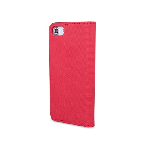 Smart magnetna torbica za Xiaomi Redmi 9 crvena