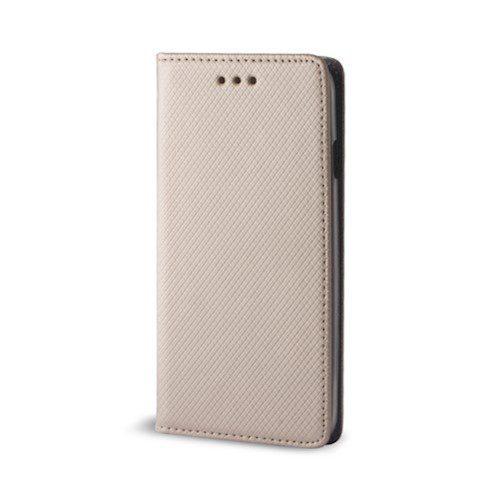 Smart magnetna torbica za Huawei P30 Lite zlatna
