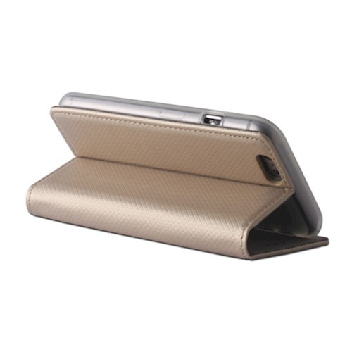 Smart magnetna torbica za Xiaomi Redmi 9 zlatna