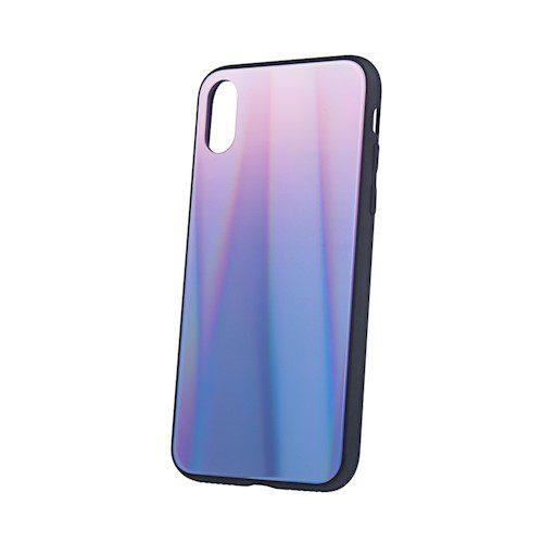 Zaštitna zadnja maska za Samsung A71 smeđo-crna