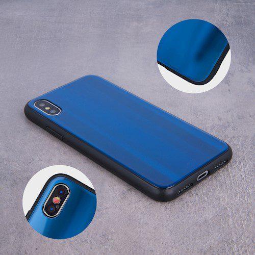 Zaštitna zadnja maska za Samsung S20 Ultra/ S20 Ultra 5G tamno plava