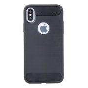 Zaštitna zadnja maska za iPhone XR crna