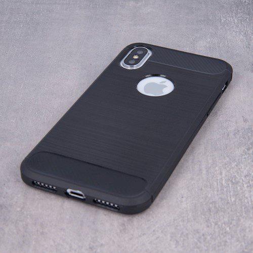 Zaštitna zadnja maska Samsung A70 crna