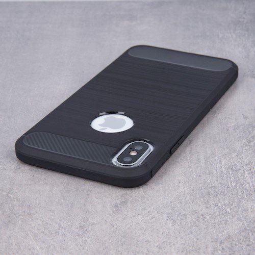Zaštitna zadnja maska za Xiaomi Redmi 9 crna