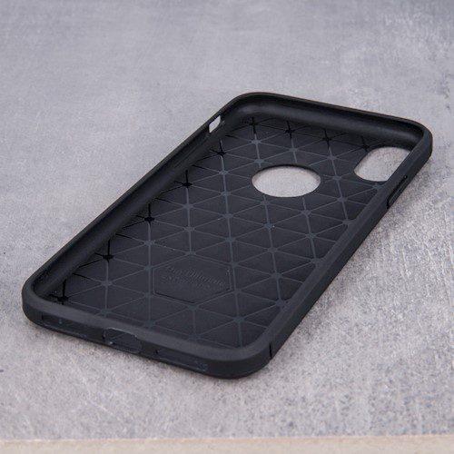 Zaštitna zadnja maska za Huawei Mate 20 Lite crna