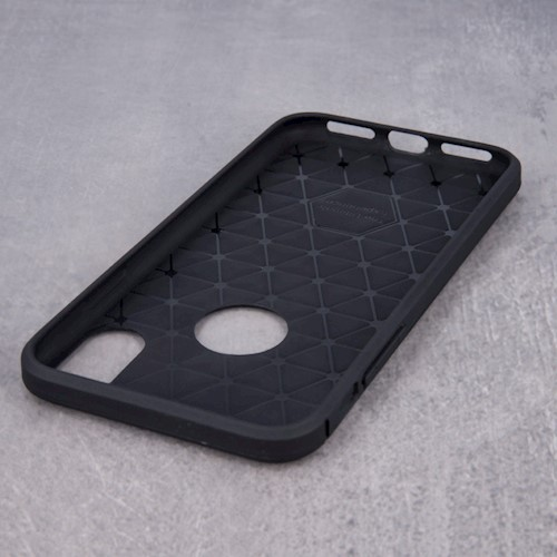 Zaštitna zadnja maska za Samsung S10 crna