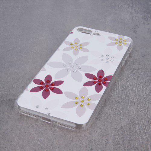 Zaštitna zadnja maska Flower3 za iPhone XS Max