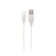 Kabel Maxlife USB - micro USB 1,0 m 1A bijeli