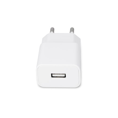 Maxlife zidni punjač MXTC-01 USB 1A bijeli