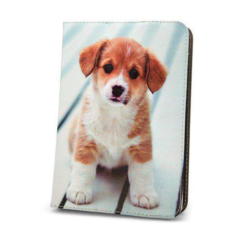 Univerzalna torbica Cute Puppy za tablet 9-10``