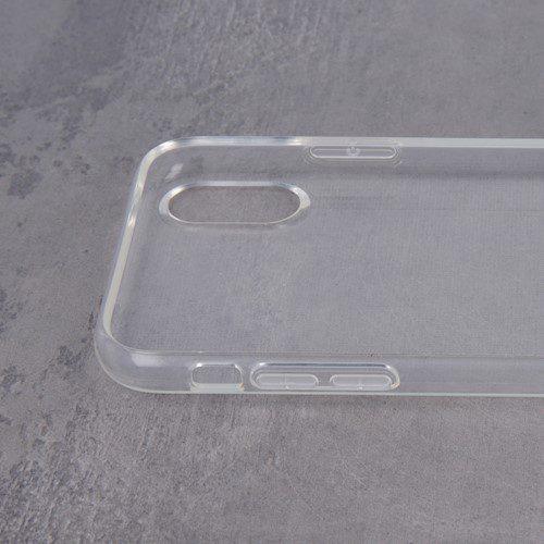 Zaštitna zadnja maska 1,8 mm za Samsung A01 transparent