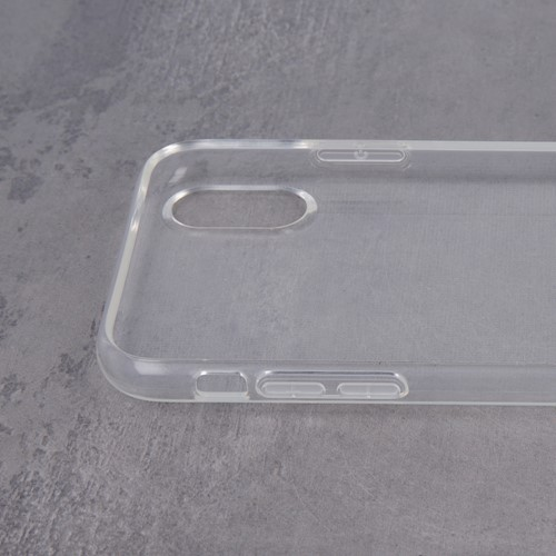 Zaštitna zadnja maska 1,8 mm za Samsung A10 transparent