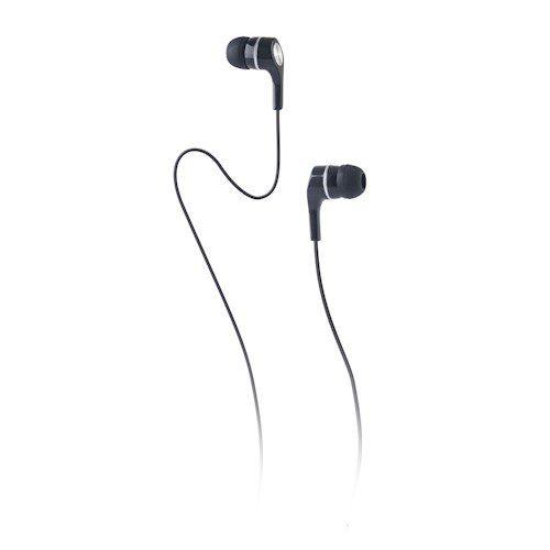 Maxlife žične slušalice za uši MXEP-01 crne
