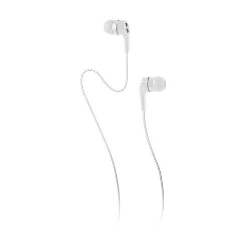 Maxlife žične slušalice za uši MXEP-01 bijele