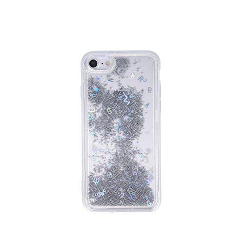 Zaštitna zadnja maska za iPhone XS Max srebrna