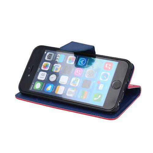 Smart Fancy torbica za Xiaomi Redmi 7a crveno-plava