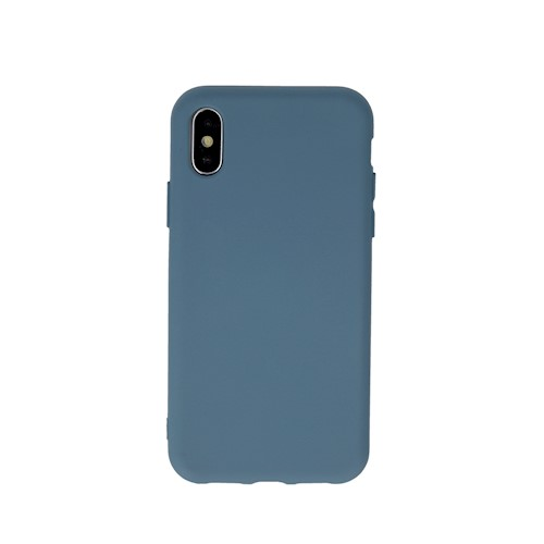 Zaštitna zadnja maska za Xiaomi Redmi Note 7 sivo-plava