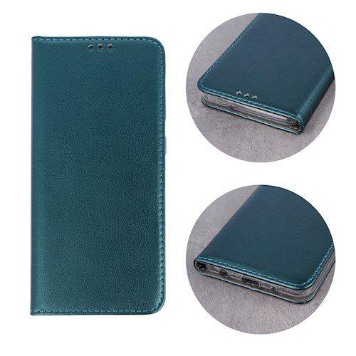 Smart magnetna torbica za Samsung S20 tamno zelena