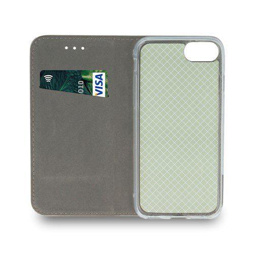 Smart magnetna torbica za Samsung A40 zelena