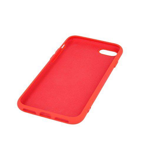 Zaštitna zadnja maska za Samsung A01 crvena