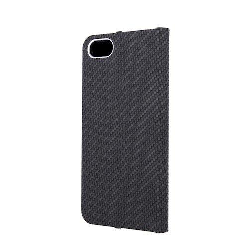 Smart Venus Carbon torbica za Xiaomi Redmi Note 7 crna