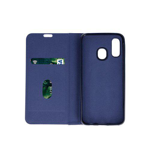 Smart Venus torbica za Xiaomi Redmi Note 7 plava