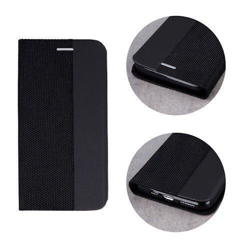 Smart Senso torbica za Samsung A71 crna