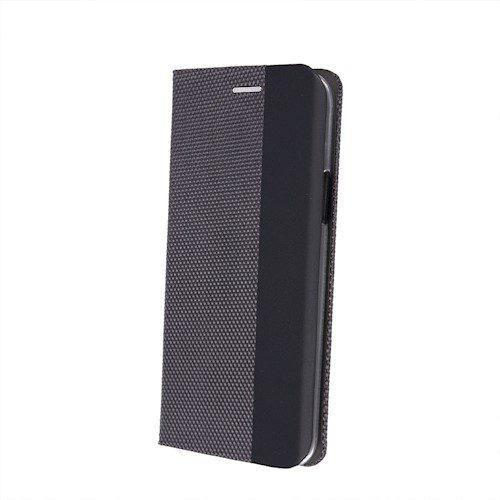 Smart Senso torbica za Xiaomi Redmi Note 8T siva