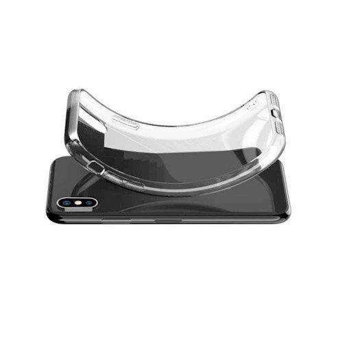 Zaštitna zadnja maska 1 mm za Samsung A10 transparent