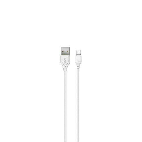 Kabel XO NB103 USB - micro USB 1,0 m 2,1A bijeli