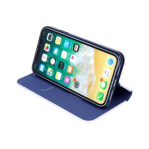 Smart Venus Carbon torbica za Samsung S20 Plus / S20 Plus 5G plava
