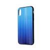 Zaštitna zadnja maska za Samsung A41 plava