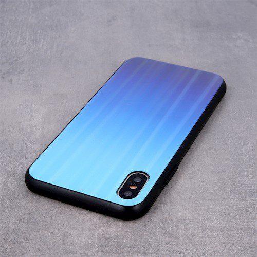 Zaštitna zadnja maska za Samsung A10 plava
