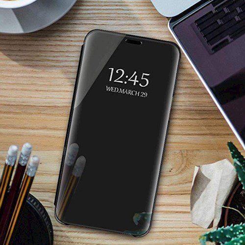 Smart Clear torbica za Xiaomi Redmi Note 8T crna