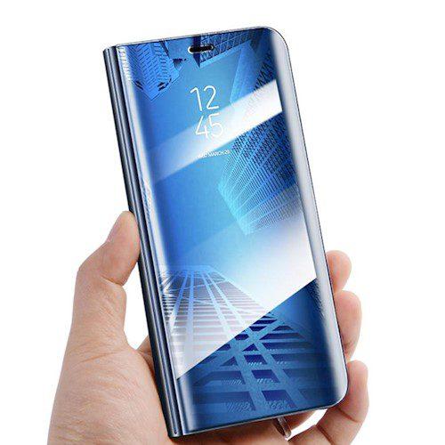 Smart Clear torbica za Samsung A40 plava