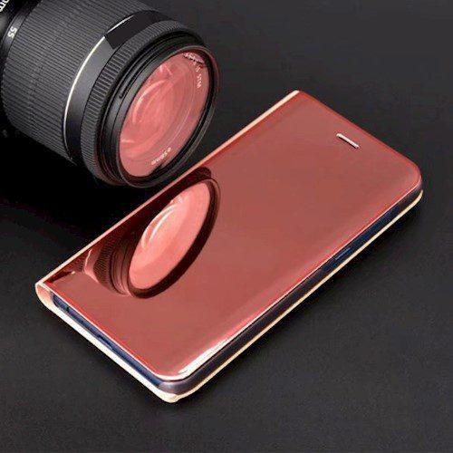 Smart Clear torbica za Samsung A40 roza
