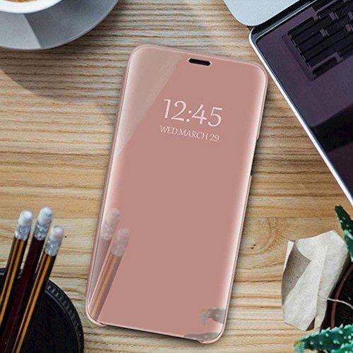 Smart Clear torbica za Huawei P40 roza