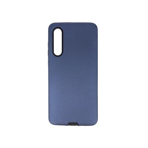 Zaštitna zadnja maska za Samsung A01 tamno plava