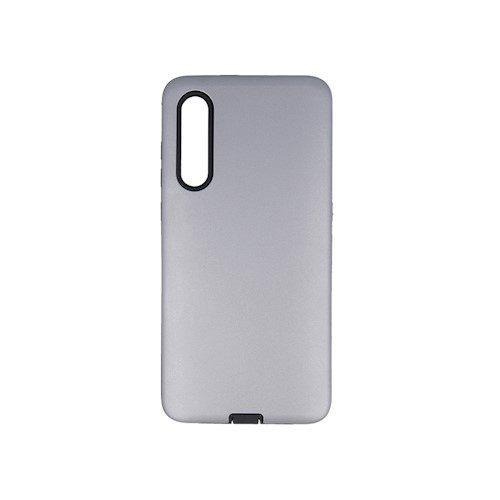 Zaštitna zadnja maska za Samsung A01 srebrna