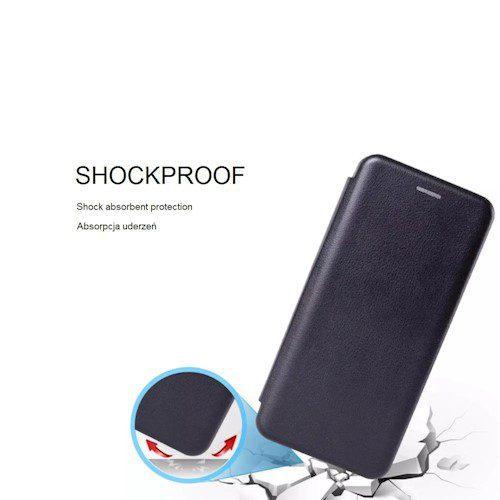 Smart Diva torbica za Xiaomi Redmi 9 burgundy